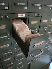 Come archiviare file