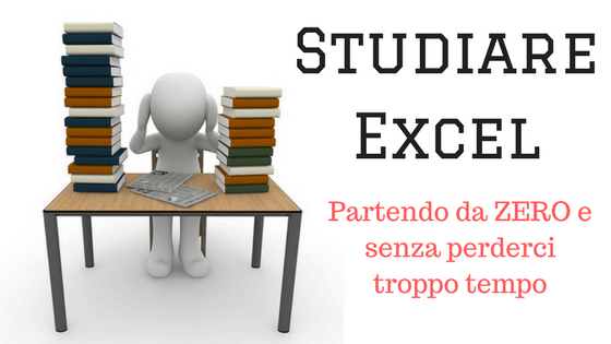 studiare excel
